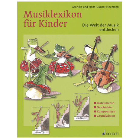 Heumann, H.-G.: Musiklexikon für Kinder