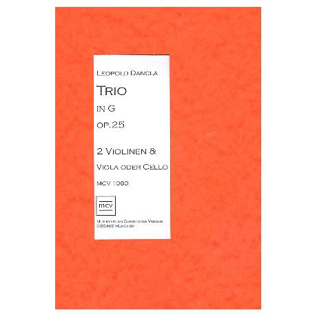Dancla, L.: Trio in G Op.25