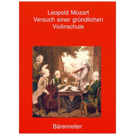 Mozart, L.: Versuch einer gründlichen Violinschule