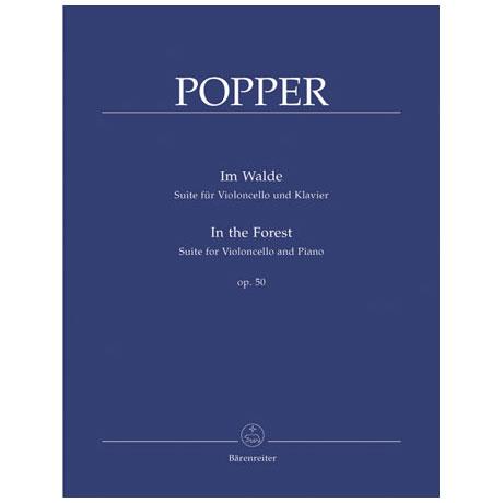 Popper, D.: Im Walde Op.50