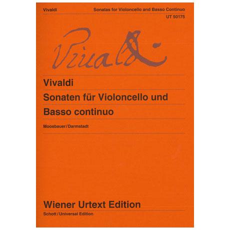 Vivaldi, A.: Sämtliche Sonaten