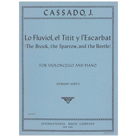 Cassado, J.: Lo Fluviol, el Titit y l'Escarbat