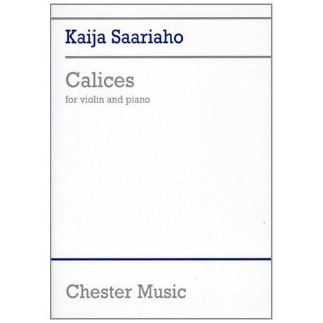 Saariaho, K.: Calices