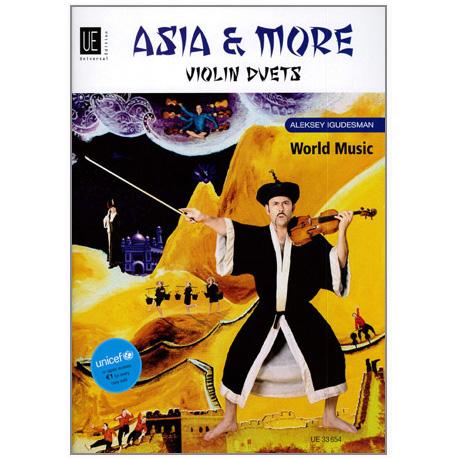 Igudesman, A.: Asia & More – Violin Duets