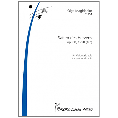 Magidenko, O.: Saiten des Herzens Op.60