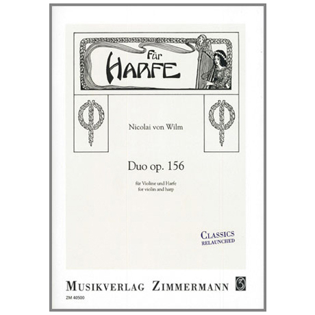 Nicolai, W.v.: Duo Op.156