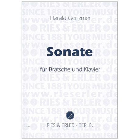 Genzmer, H.: Sonate