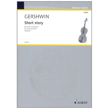 Gershwin, G.: Short story (1925)
