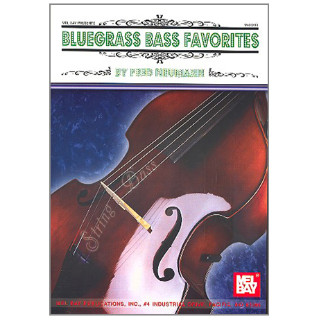 Neumann, F.: Bluegrass Bass Favorites