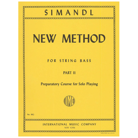 Simandl: New Method vol.2