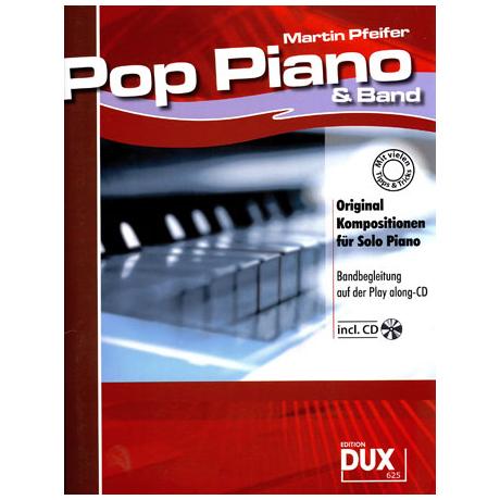 Pfeifer: Pop Piano & Band (+CD)