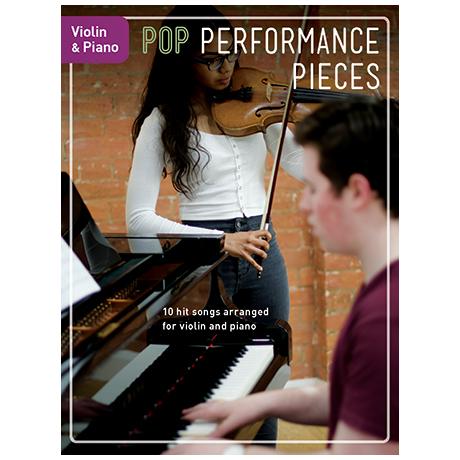 Pop Perfomance Pieces
