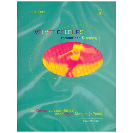 Zett: Velvet Colours (+CD)