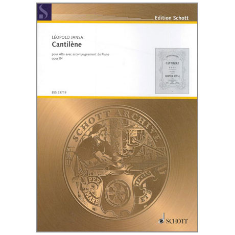 Leopold, J.: Cantilène op. 84