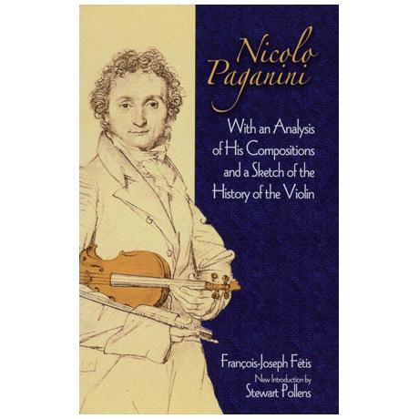 Fétis, F.J.: Nicolo Paganini