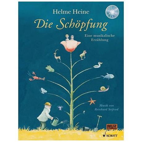Helme, H.: Die Schöpfung - Eine musikalische Erzählung (+CD)