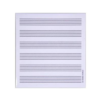 Haftnotizblock Score