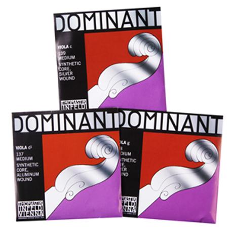 THOMASTIK Dominant Violasaiten D-G-C