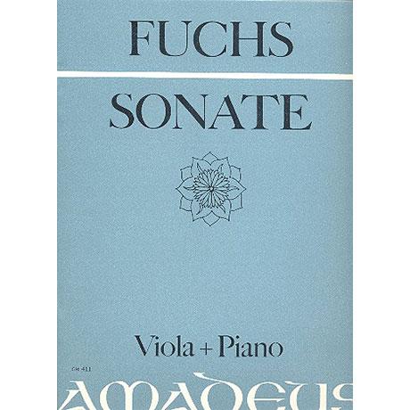 Fuchs, R.: Sonate d-moll Op.86