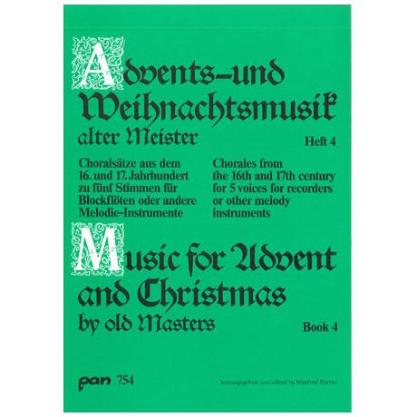 Advents - und Weihnachtsmusik alter Meister 4