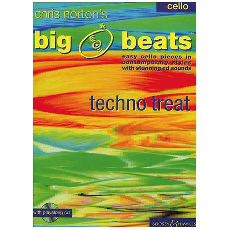 Norton, C.: Big Beats – Techno Treat (+CD)