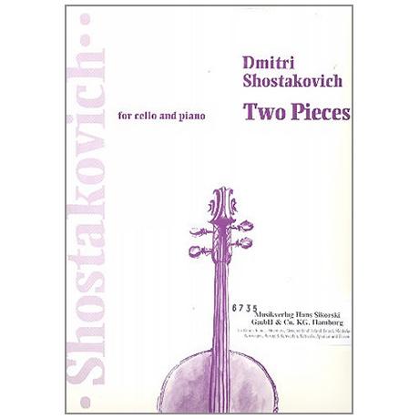 Schostakowitsch, D.: 2 Stücke