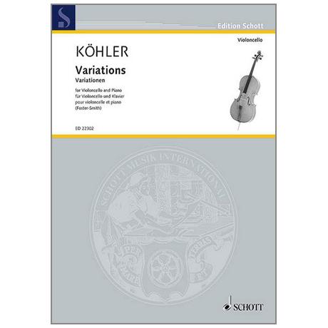 Köhler, W.: Variations