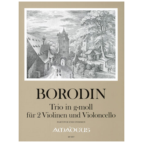 Borodin: Trio in g-moll