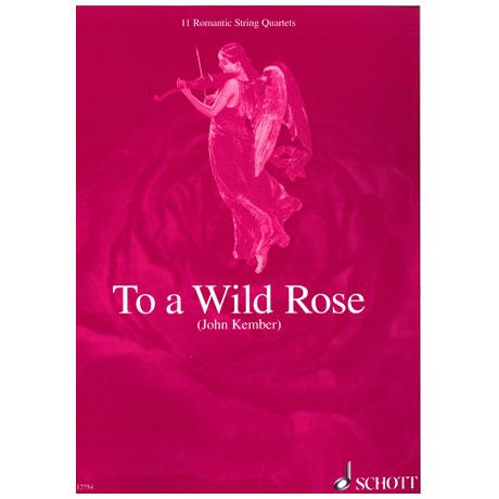 Kember, John: To a wild rose