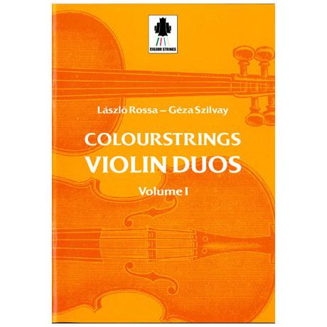 Colourstrings Violin Duos 1