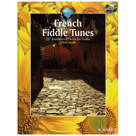 French Fiddle Tunes (+CD)