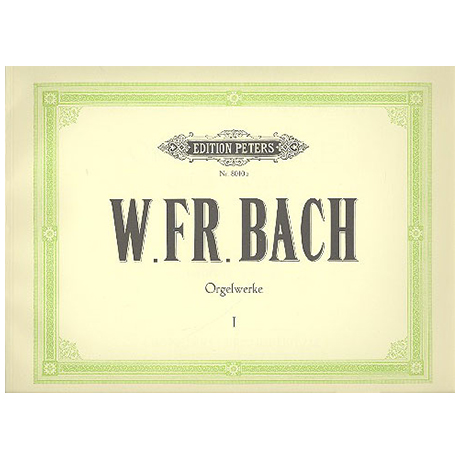 Bach, W. F. (1710-1784): Fugen