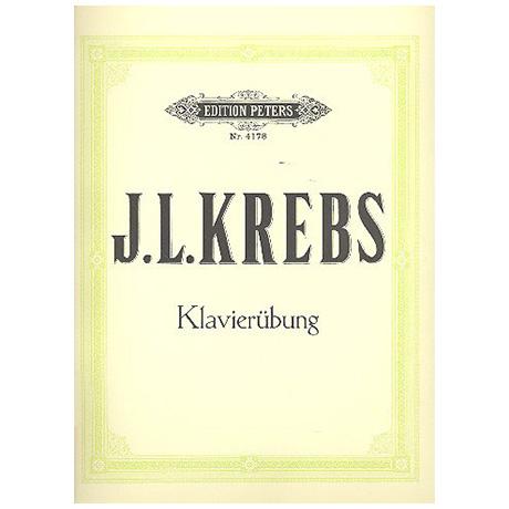Krebs: Klavier-Übung