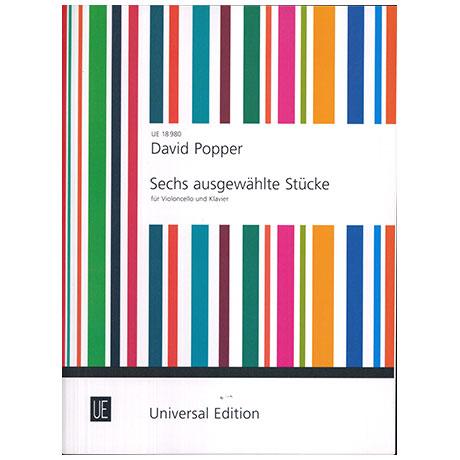 Popper, D.: 6 Ausgewählte Stücke