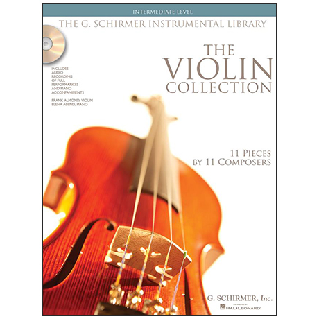 The Violin Collection intermediate Level (+2CDs)