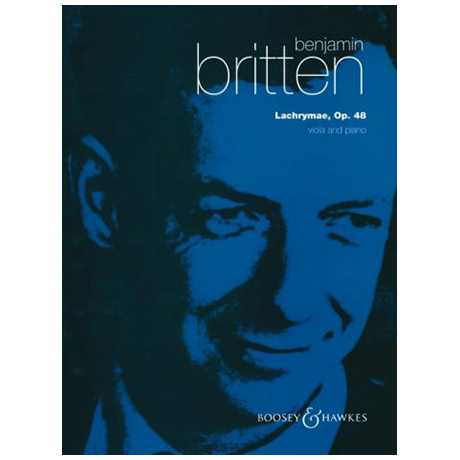 Britten, B.: Lachrymae on a Song of Dowland Op.48