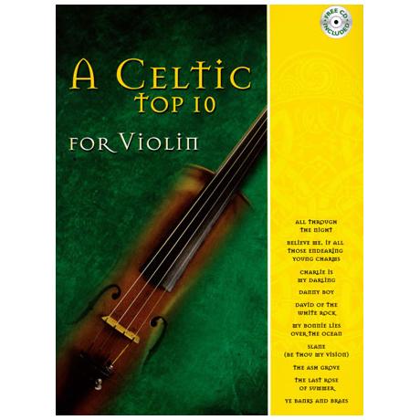 A Celtic Top Ten (+CD)