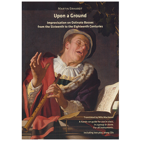 Erhardt, M.: Upon a Ground (+2 CD's)