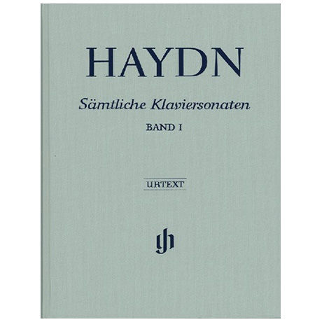 Haydn, J.: Sämtliche Klaviersonaten Band I