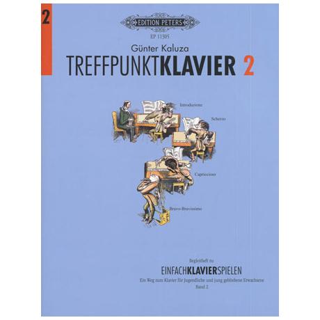 Kaluza, G.: Treffpunkt Klavier Band 2