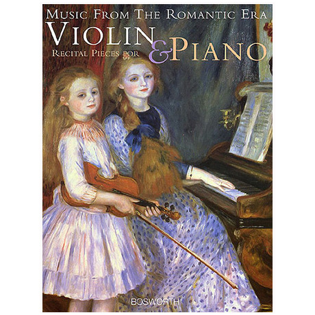 Music from the Romantic Era: Recital pieces