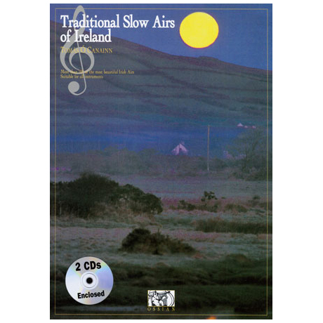 Traditional Slow Airs of Ireland (+2CDs)