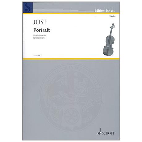 Jost, Ch.: Portrait