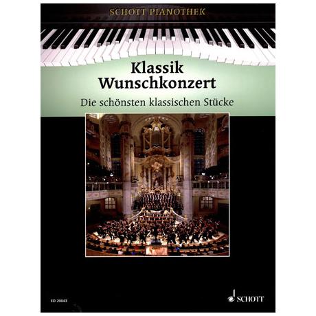 Schott Pianothek: Klassik Wunschkonzert