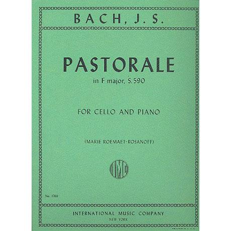 Bach, J.S.: Pastorale