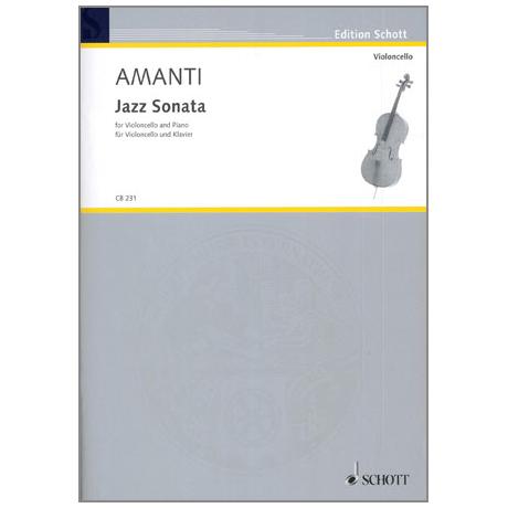 Amanti, L.F.: Jazz Sonata