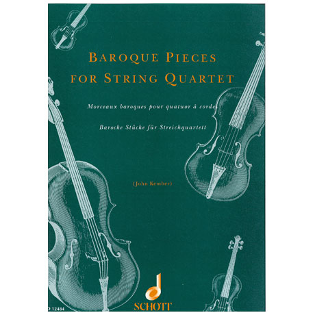 Kember, J.: Baroque Pieces