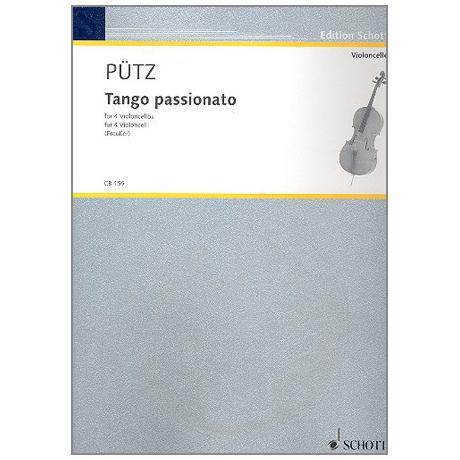 Pütz, E.: Tango passionato