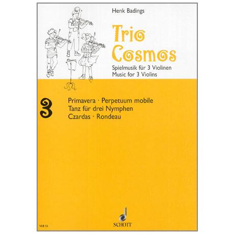 Badings, H.H.: Trio-Cosmos Nr.3
