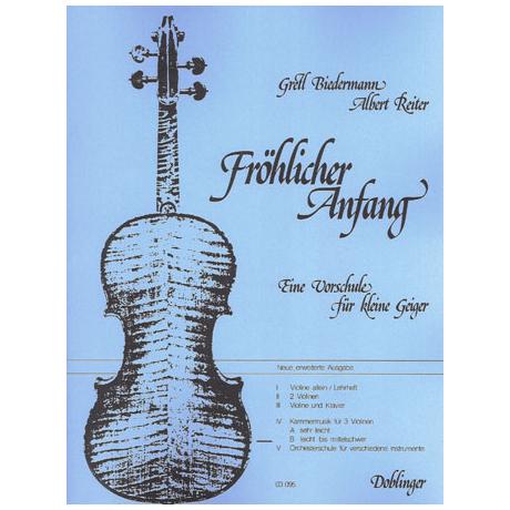Fröhlicher Anfang – Band 4 B